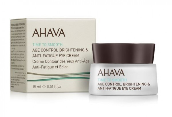 Ahava Age Control Brightening and Anti-Fatigue Eye Cream 15ml