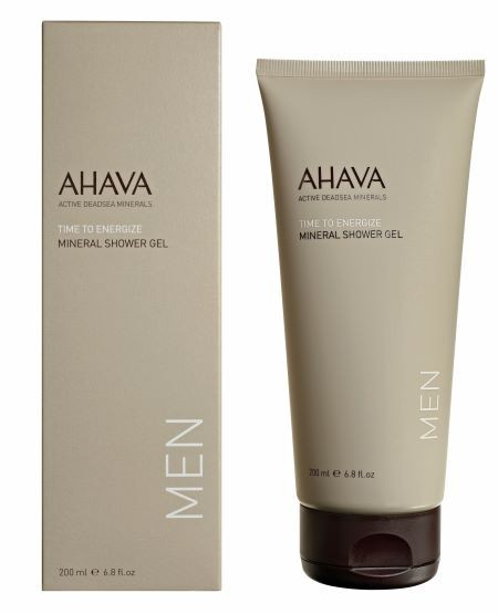 Ahava Mineral Shower Gel (MEN) 200ml