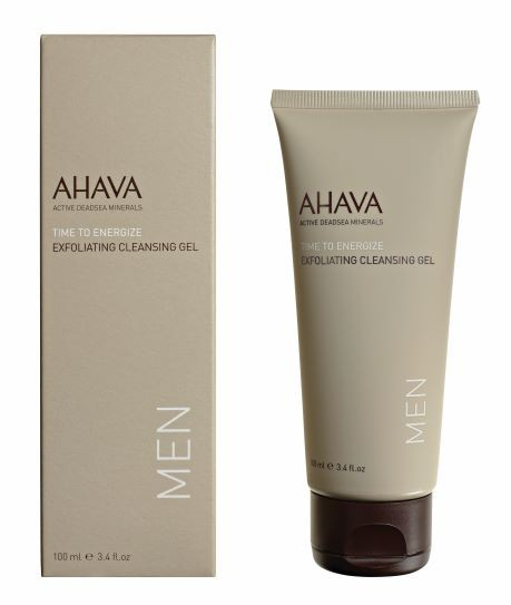 Ahava Exfoliating Cleansing Gel (MEN) 100ml