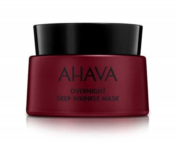 Ahava Overnight Deep Wrinkle Mask 50ml