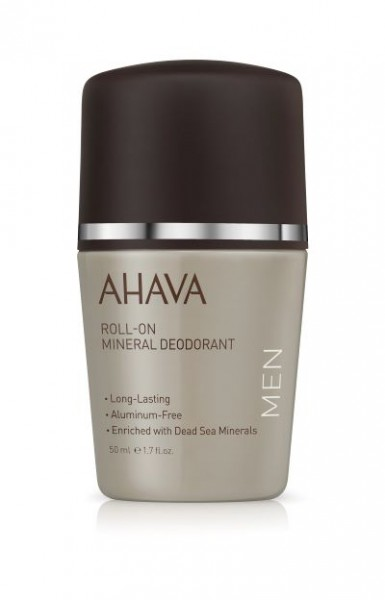 Ahava Roll-on Mineral Deodorant (MEN) 50ml
