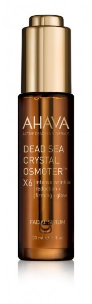 Ahava Dead Sea Crystal Osmoter™ X6 Facial Serum 30ml
